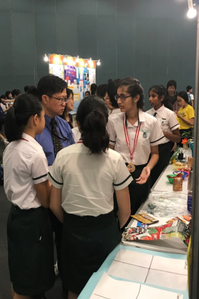 Tier 3 - Singapore Youth Science Fair