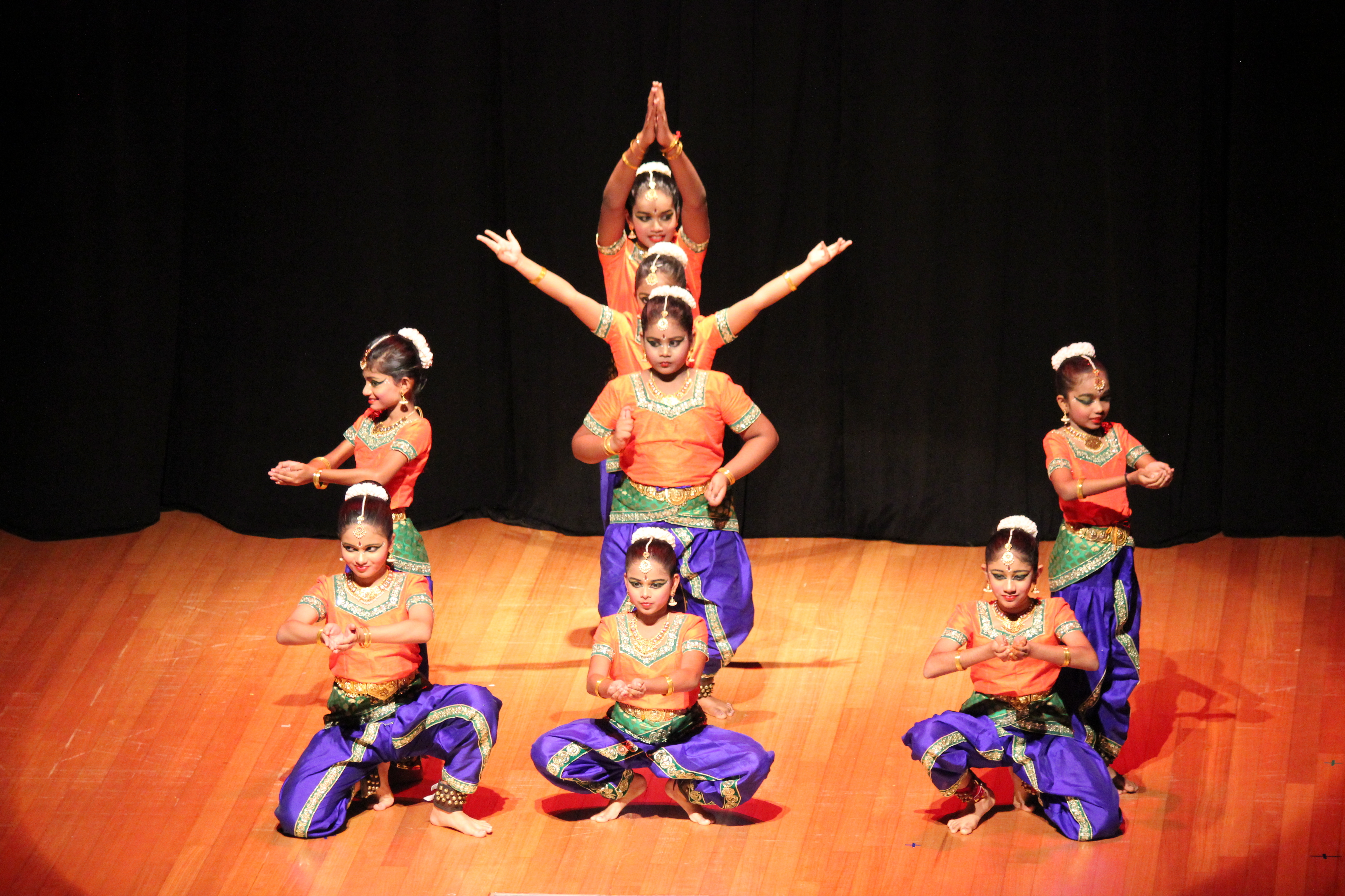 musical 2017 indian dance performance