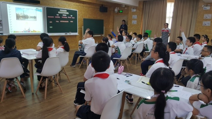 Attending language lesson at Shanghai No 1 School with our new Shanghai friends.1.jpg