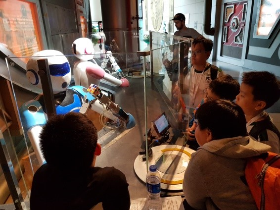 Students enjoyed their learning at the Shanghai Art Museum and Shanghai Science and Technology Museum. 1.jpg