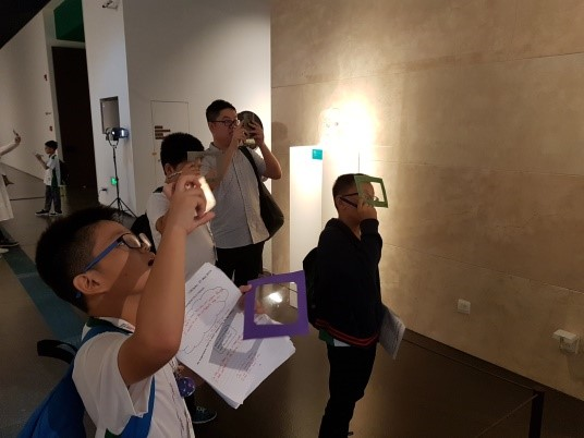 Students enjoyed their learning at the Shanghai Art Museum and Shanghai Science and Technology Museum. 3.jpg